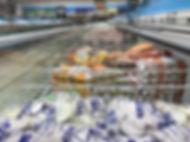 A Carrefour Punaauia, le rayon des légumes surgelés est le plus grand du Territoire.