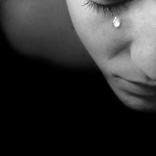 Tristesse, larme