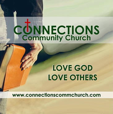 """Connections Community Church - Coos Bay, North Bend Oregon"""