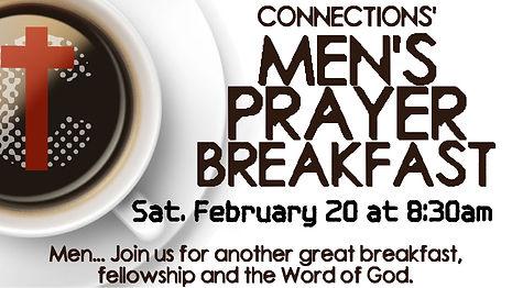 MEN'S PRAYER BREAKFAST - FEB. 20, 2021.j