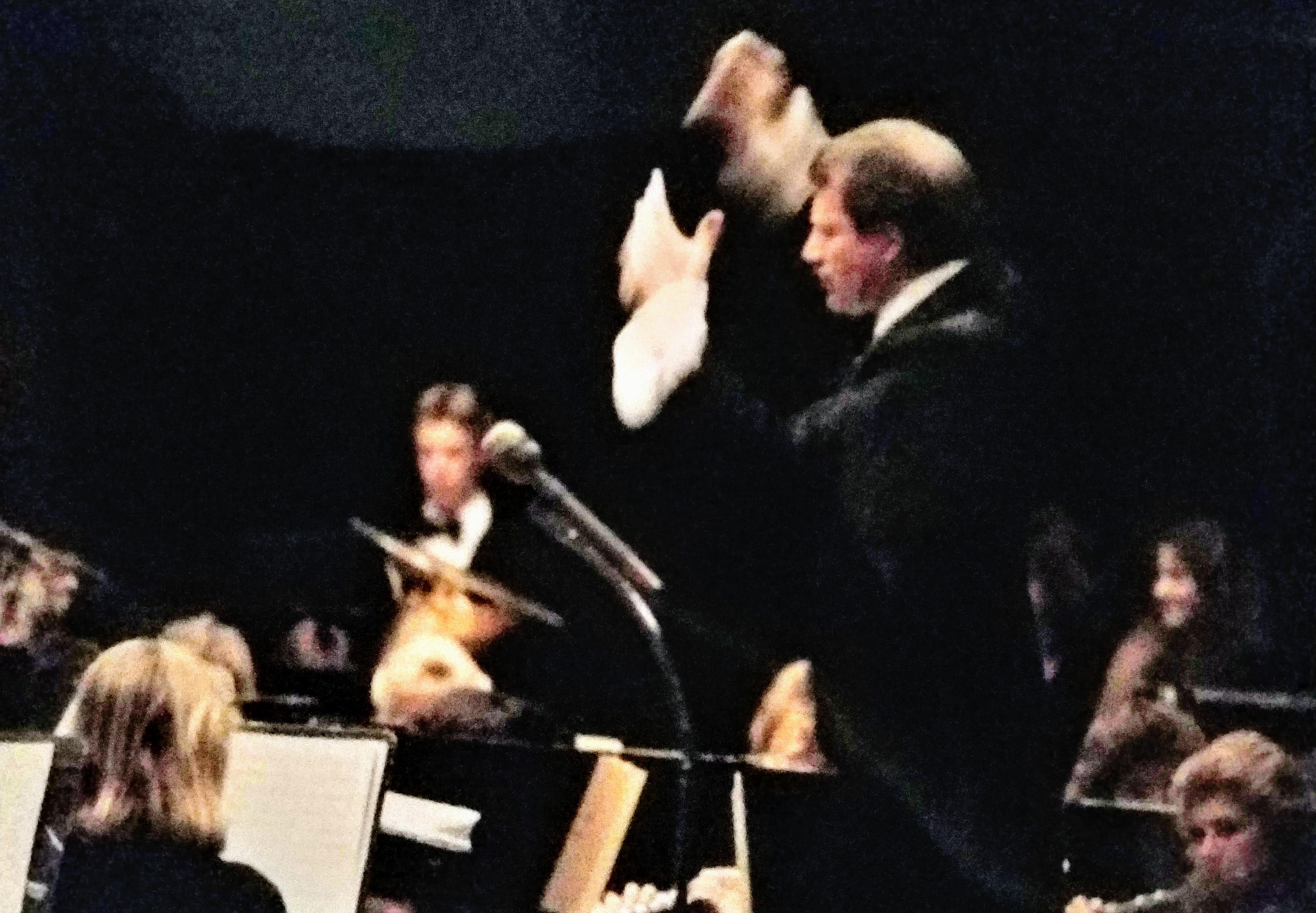 Charles Nail conducting