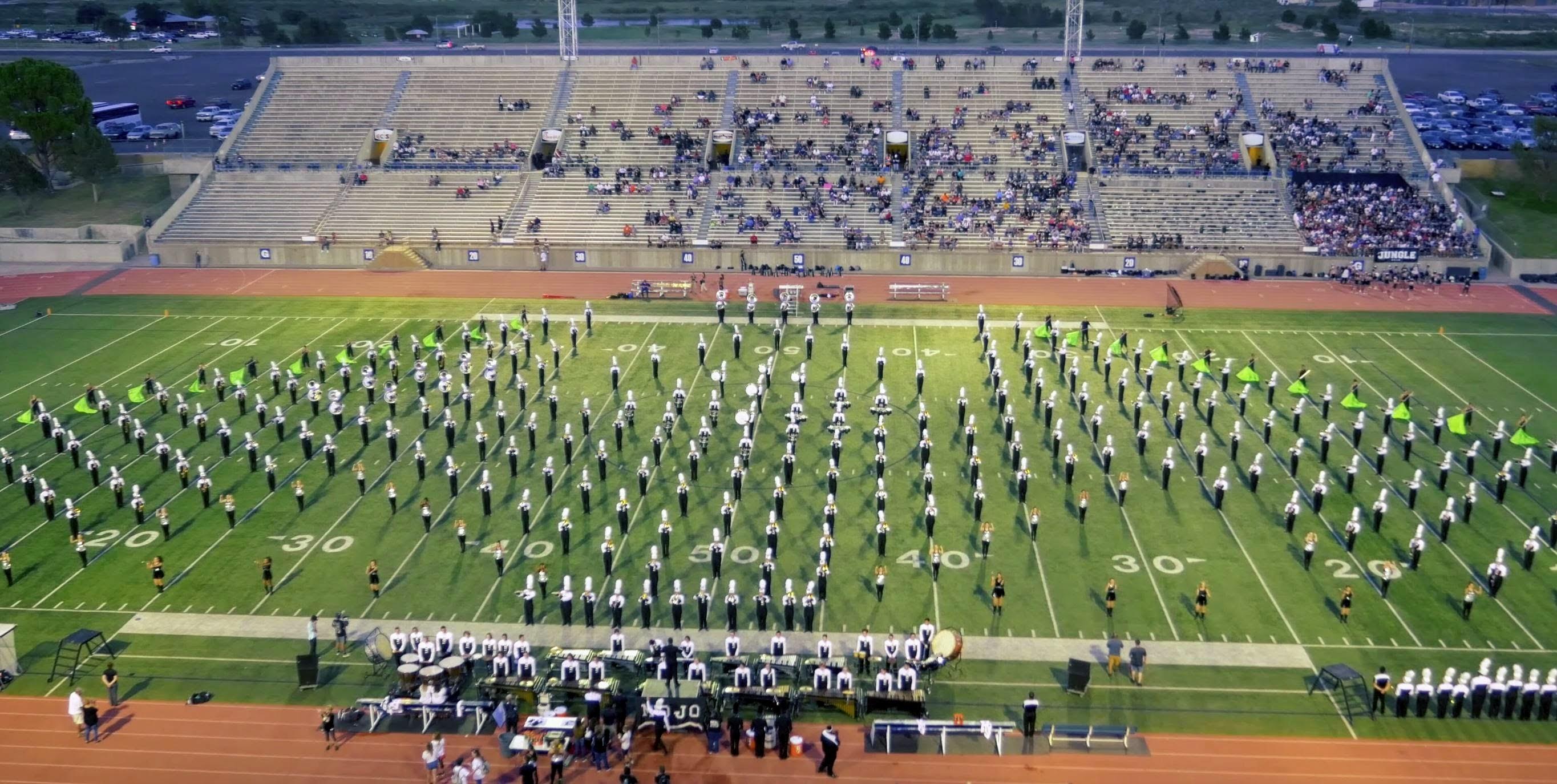 Mojo Band | Permian High School Band