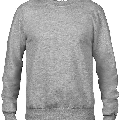 ANVIL FRENCH TERRY SWEATSHIRT