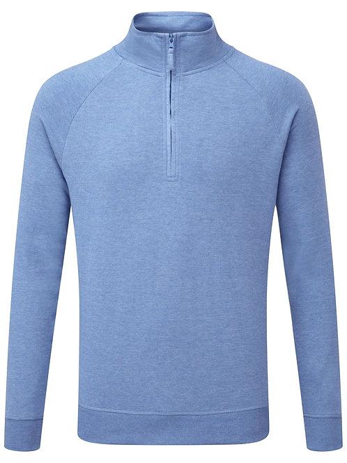 HD 1/4 zip sweatshirt