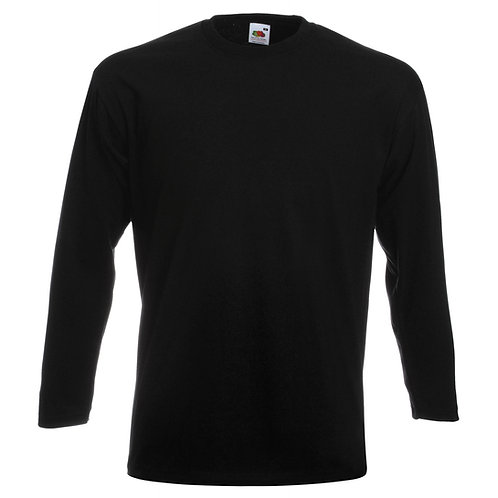 FRUIT OF THE LOOM PREMIUM LONG SLEEVE TEE