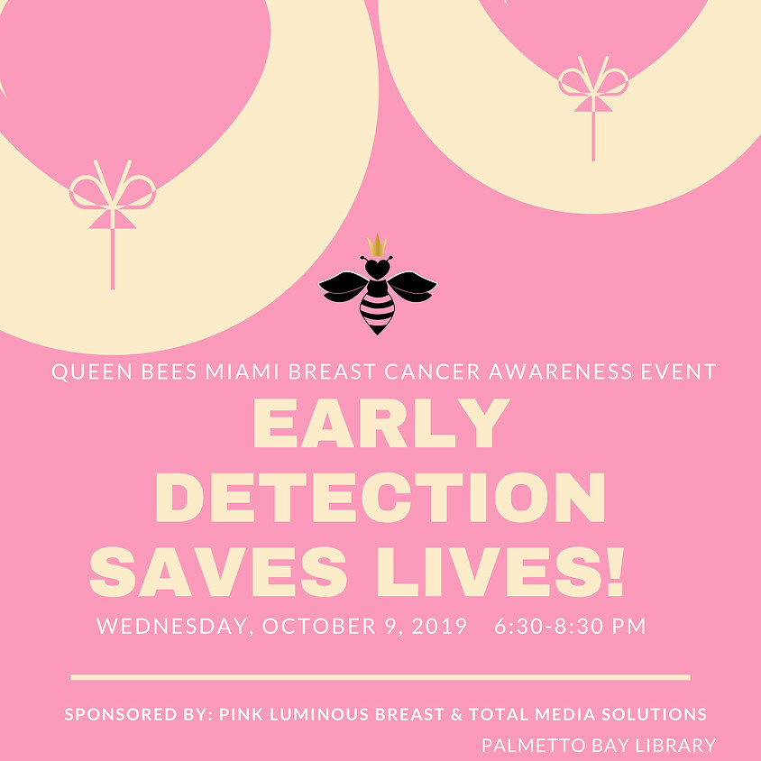 Queen Bees Miami: Breast Cancer Awareness Night