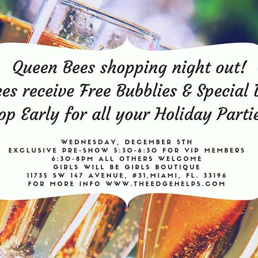 VIP Queen Bee Boutique Trunk show