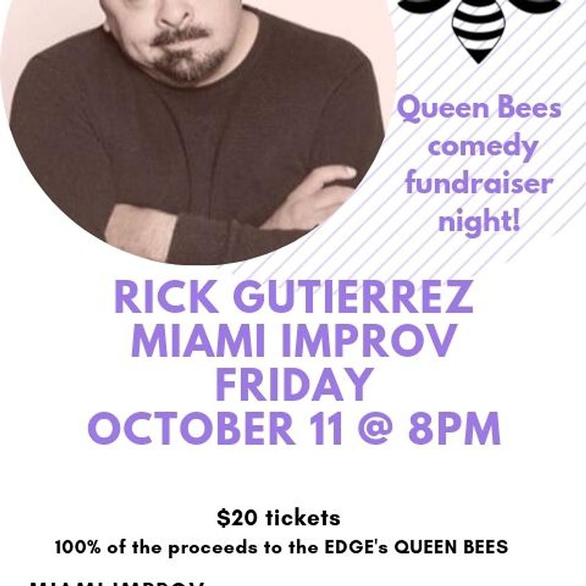 Queen Bees Miami: Comedy Fundraiser