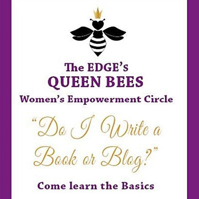 Do I write a book or a blog?