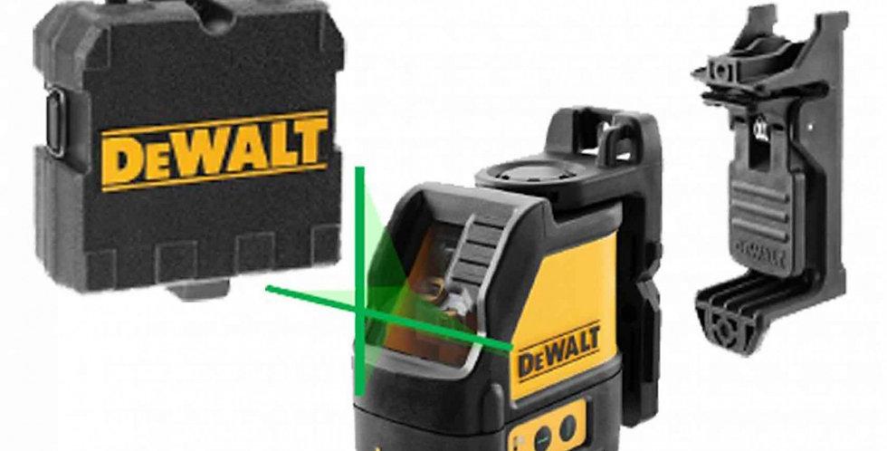 Nivel Laser Dewalt Dw088cg 2 Lineas