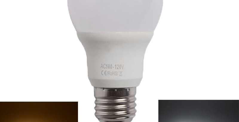 Lampara Led 15w Fria o Calida Esfera Completa Calidad Philips