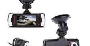 Camara Filmadora Para Vehiculos Doble Lente Full Hd Mod F90