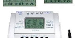 Regulador Para Panel Solar 12v 24v 80a Mppt