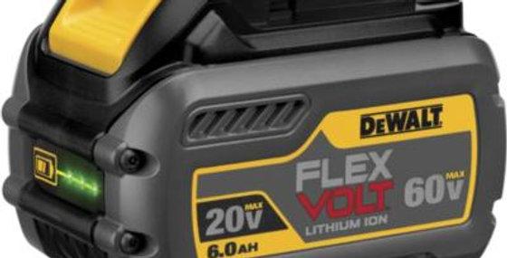 Bateria Dewalt 20 Volt Litio Ion 6 Amp