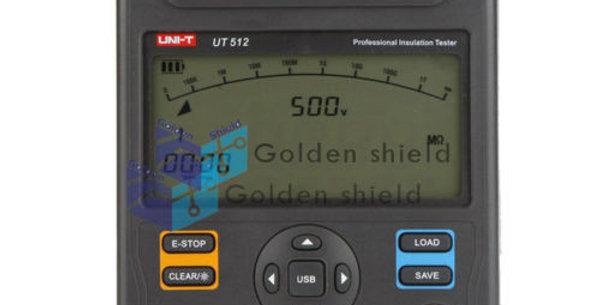 Megometro Tester 2500 Volt Uni-t Ut512