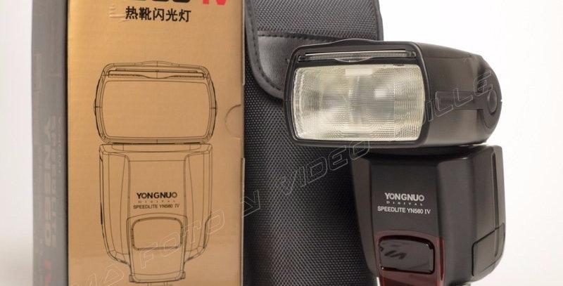 Flash Para Camara Digitales Yongnuo Yn560 Iv