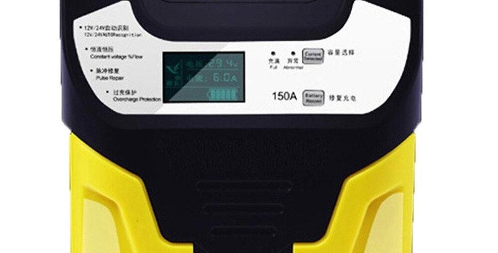 Cargador De Bateria 12v 24v Automatico