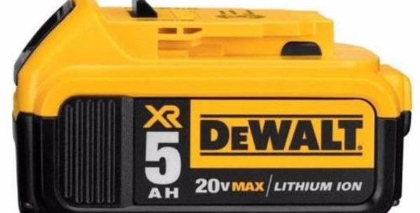 Bateria Dewalt 20 Volt Litio Ion 5 Amp