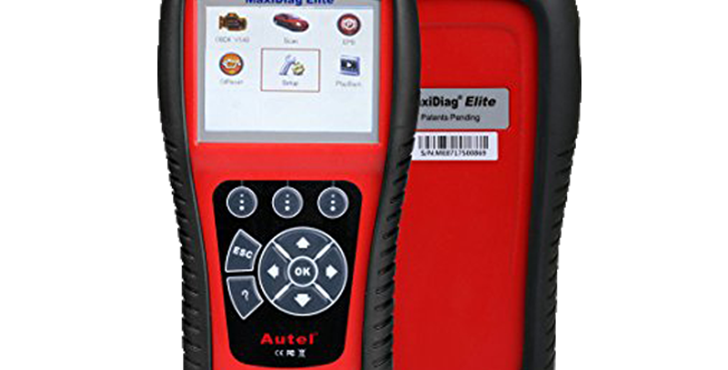 Scanner OBD2 Maxiscan MD802