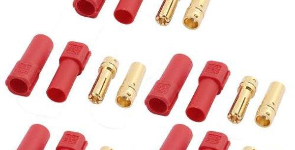 Conectores Rc Batería Motor R1
