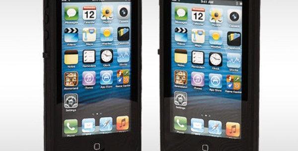 Protector Carcasa Sumergible Para Iphone  5s