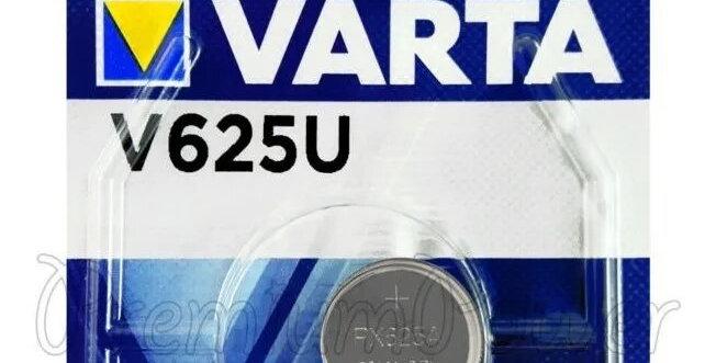 Pilas Alkalinas Varta V625u Lr9 4626 200mah