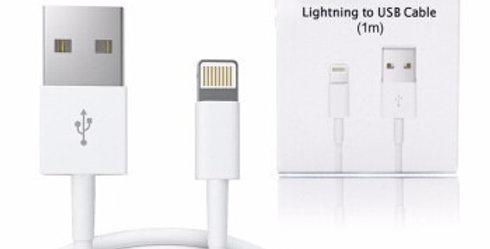Cargador + Cable Usb Para Iphone 5 6 Y 7 Original