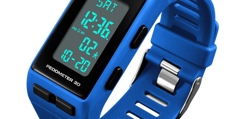 Reloj Digital Skmei Color Azul