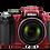 Thumbnail: Camara Digital Nikon P510 Color Rojo