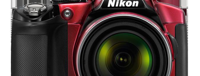 Camara Digital Nikon P510 Color Rojo