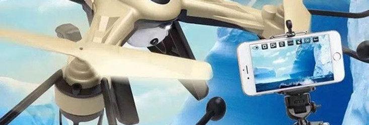 Drone  Con Camara y Control H9W