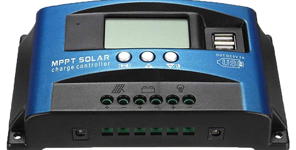 Regulador Panel Solar 60 Amp