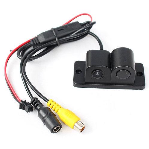 Camara Reversa Estacionamiento 170° Con Sensores