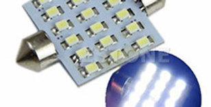 Luz Led Para Plafon Interior Para Auto 18 LEDS