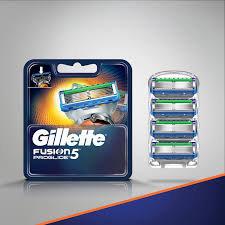Repuesto Gillette Maquina De Afeitar Fusion 5 Proglide