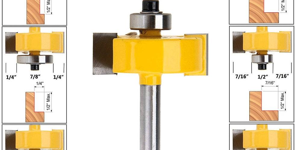 Fresas Yonico Para Router Trompo Cod 14705q