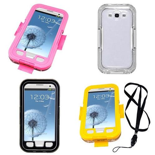 Protector Carcasa Sumergible Para Samsung  S4