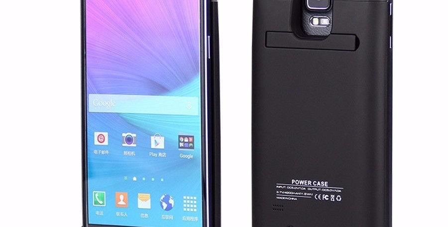 Bateria Externa Para Galaxy Note 2
