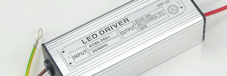 Driver Controlador 50w Reflector Led River