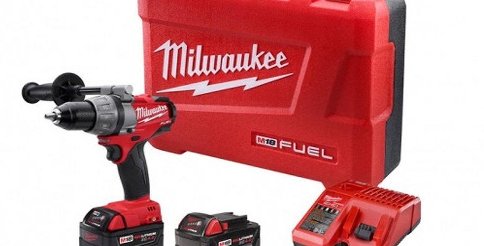 Taladro Percutor Milwaukee 18v Fuel 2 Bat.1.5 Amp