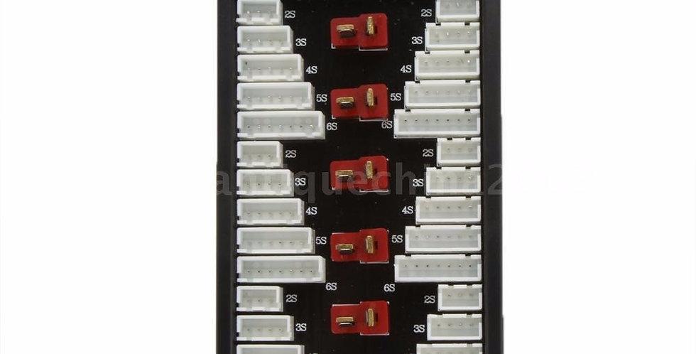 Plantilla Cargador Baterias Imax Inteligente Conector T Y Xt
