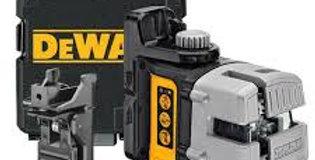 Nivel Laser Dewalt Dw089 3 Lineas