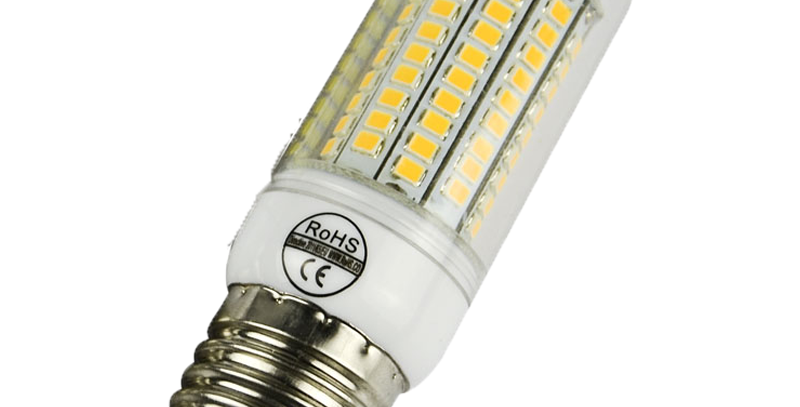 Lampara Led Tipo Choclo 8 Watts  Calida