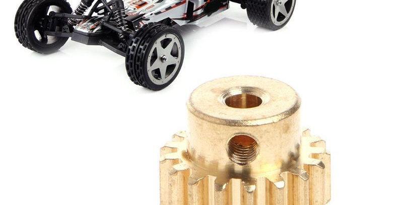 Engranaje para motor 12428/12423 escala 1/12 Rc.  2.78mm