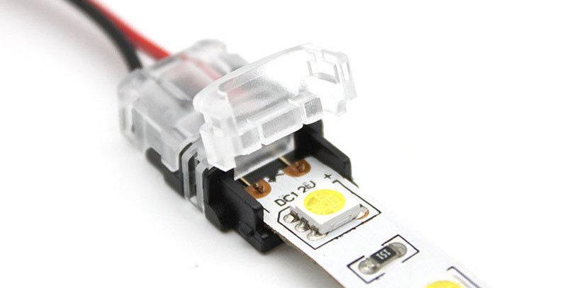 Conector Para Tira Led un solo color