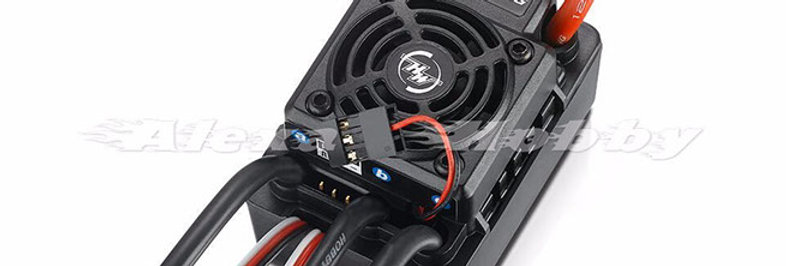 Variador Rc 120a Cables Brushless