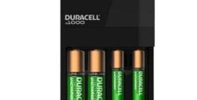 Cargador Duracell AA Y AAA Con 4 pilas 2500 mah