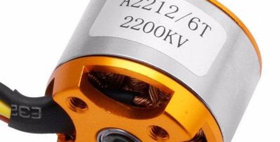 Motor Brushless 2200 KV