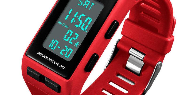 Reloj Digital Skmei Color Rojo