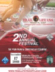 2018 Fall Festiva Flyer